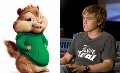 Jesse McCartney plays Theodore
