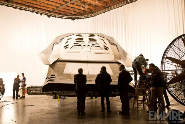 The Ship That Will Go Interstellar