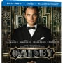 The Great Gatsby Blu-Ray