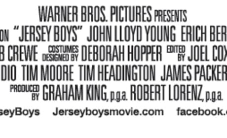 Jersey Boys Credits
