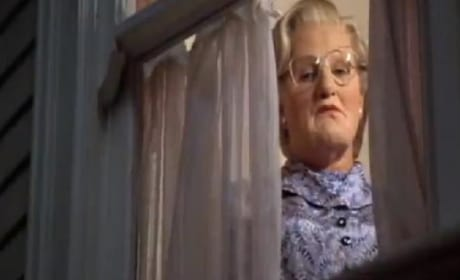 Mrs. Doubtfire Trailer Re-Cut Shows Us What the Comedy Would Look Like as a Horror