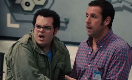 Pixels Trailer: Adam Sandler Has Pac Man Fever