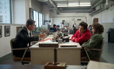 Inherent Vice Joaquin Phoenix Benecio del Toro Josh Brolin