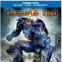 Pacific Rim DVD/Blu-Ray Combo Pack