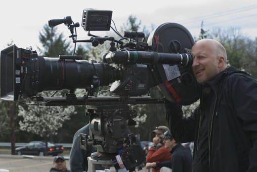 Director John Hillcoat