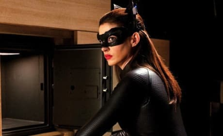 The Dark Knight Rises: Anne Hathaway
