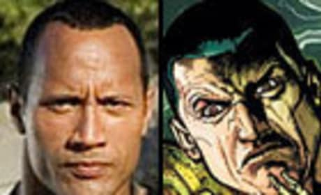 The Rock to Star in Shazam