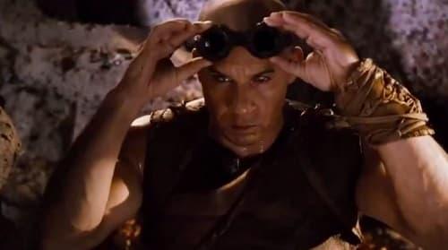 Riddick Stars Vin Diesel