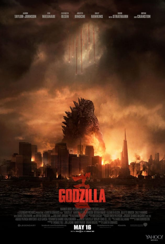Godzilla Theatrical Poster