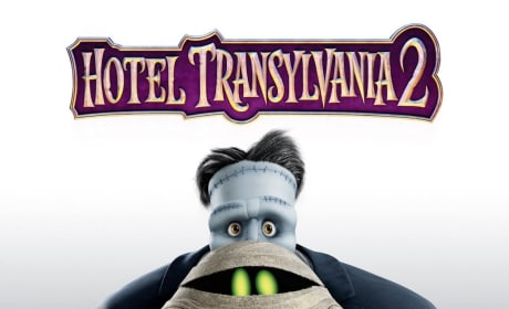 Hotel Transylvania 2 Poster: Monster Line-Up!