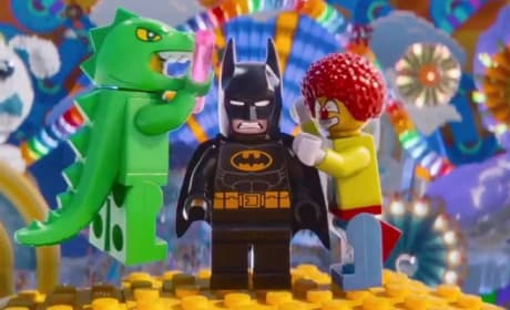 Batman The LEGO Movie