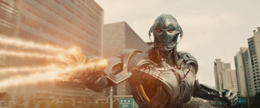 Avengers Age of Ultron Ultron Still Photo