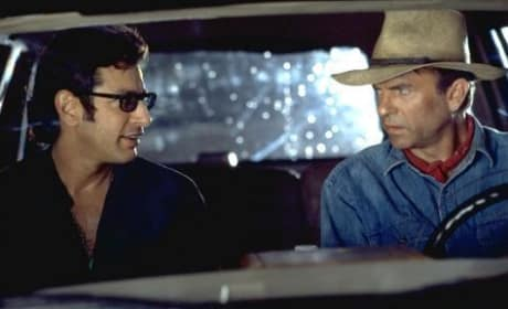 Jeff Goldblum Mulls Jurassic Park 4 Return