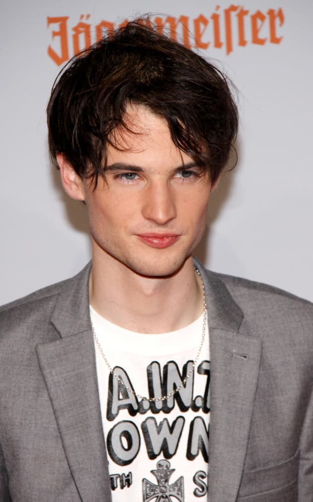 British Actor Tom Sturridge