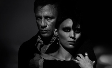 The Girl With the Dragon Tattoo Official Poster