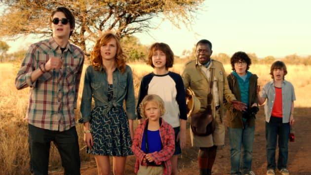 Blended Cast Photo