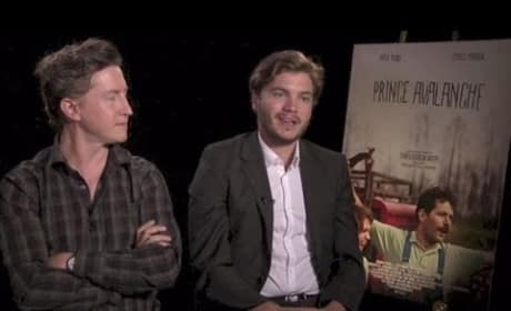Emile Hirsch Prince Avalanche Exclusive Interview
