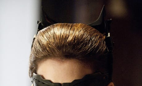 The Dark Knight Rises Still: Catwoman