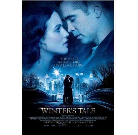 Winter's Tale Prize Poster