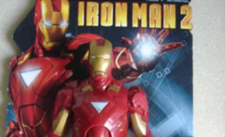 Iron Man Gets a New Suit
