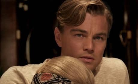 First Look: Leonardo DiCaprio, Carey Mulligan in The Great Gatsby