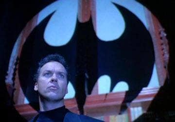 Bruce Wayne and the Bat-Signal