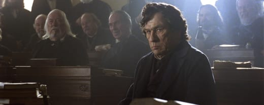 Tommy Lee Jones in Lincoln
