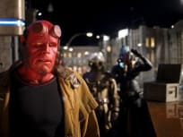 Hellboy Photo