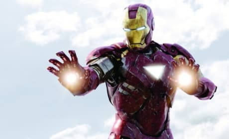 The Avengers Interview: Robert Downey Jr.'s Iron Man Journey
