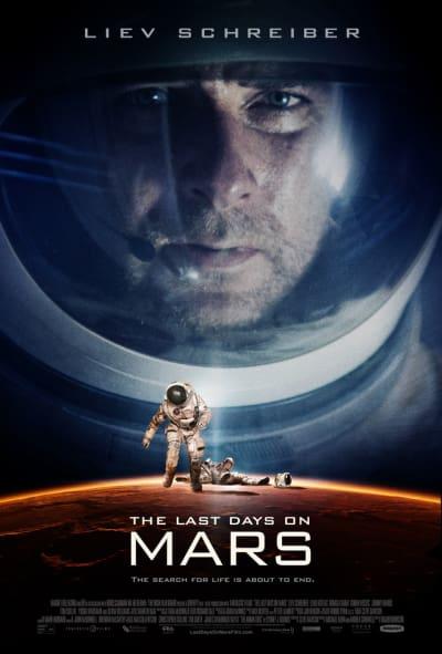Last Days on Mars Poster