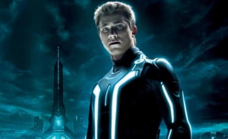 Tron: Legacy Garrett Hedlund