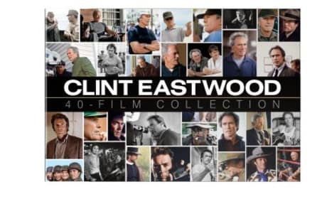 Clint Eastwood 40 Film Collection