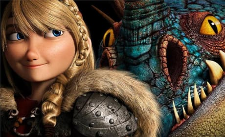 How to Train Your Dragon 2: Astrid Character Poster Released!