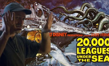 New 3D Movie: 20,000 Leagues Under the Sea!!