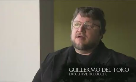 Mama Featurette: Guillermo Del Toro Talks Terror