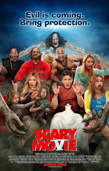 Scary Movie 5 Trailer Don T Go In There Movie Fanatic