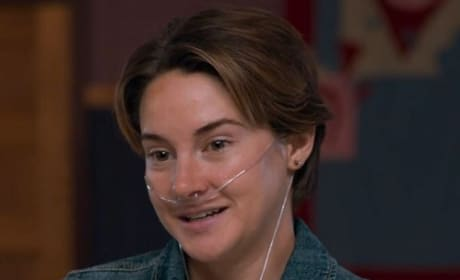 Shailene Woodley Stars The Fault in Our Stars