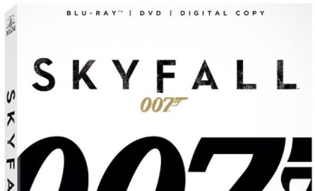 Skyfall DVD Review: James Bond Blockbuster