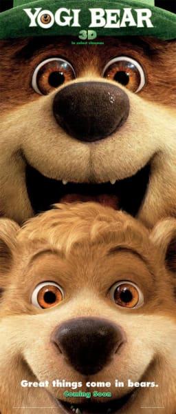 Yogi Bear Great Things Poster