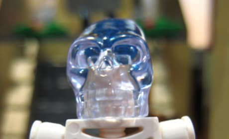 Indiana Jones and the Kingdom of the Crystal Skull Toys Released