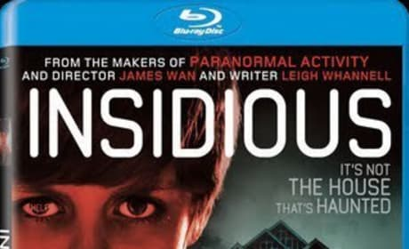 Insidious Blu-Ray/DVD Cover