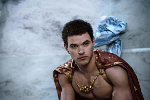 Kellan Lutz as Poseidon