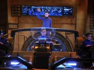 Asa Butterfield Stars in Ender's Game