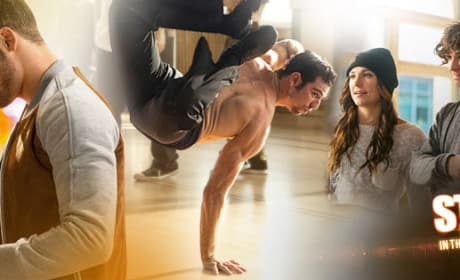 Step Up All In Banner