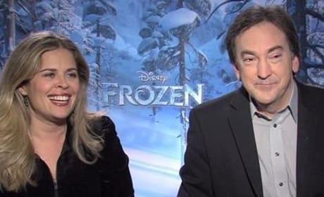 Frozen Exclusive: Filmmakers Discuss Disney Record Breaker