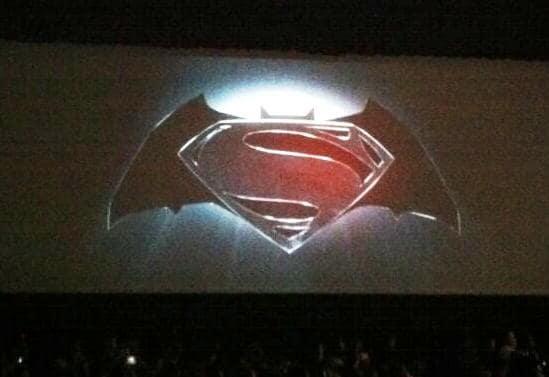 Superman Batman Logo
