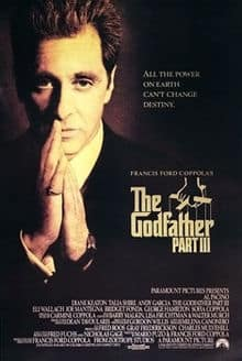 The Godfather Part 3 Poster