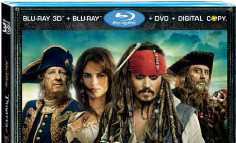 Pirates of the Caribbean: On Stranger Tides to Hit DVD on October 18