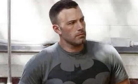Ben Affleck Batman T-Shirt
