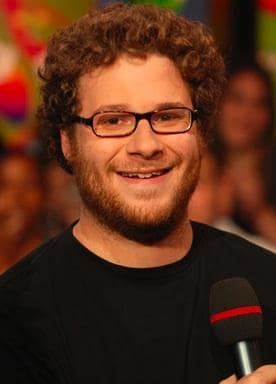 Seth Rogen Pic